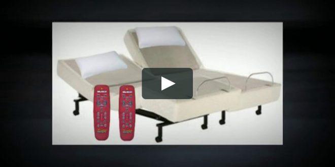 מיטה מתכווננת חשמלית